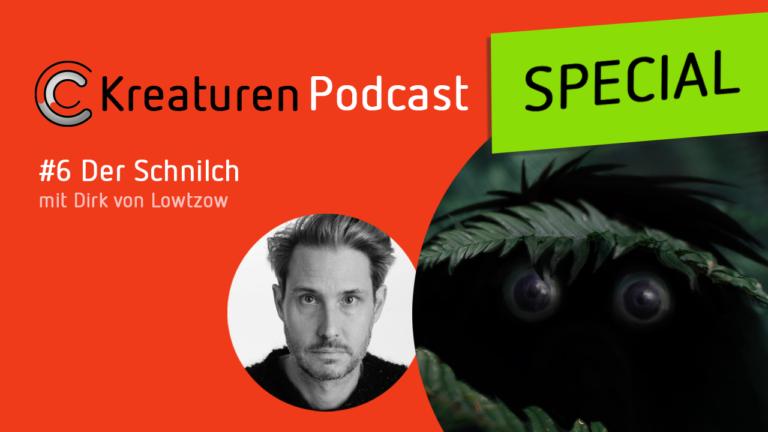 Sänger Dirk von Lowtzow vertieft sich in Folge 6 in die wissenschaftliche und populärkulturelle Bedeutung des sagenumwobenen Schnilchs.